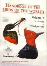 Handbook of the Birds of the World Volume 7